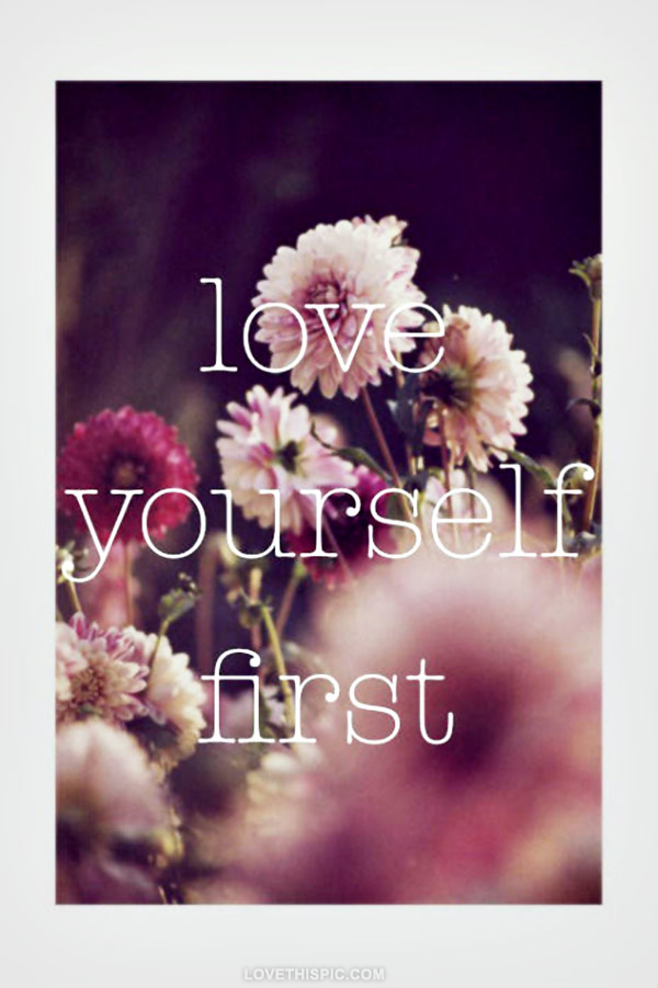 18542-Love-Yourself-First
