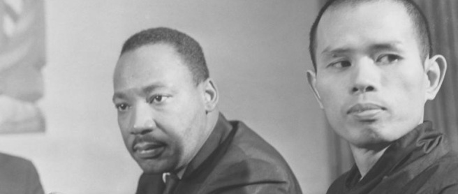 Thay and MLK