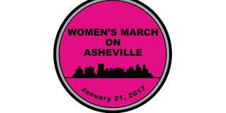 womens march avl 1