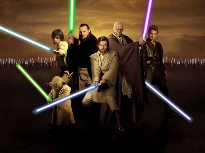 multiple Jedi