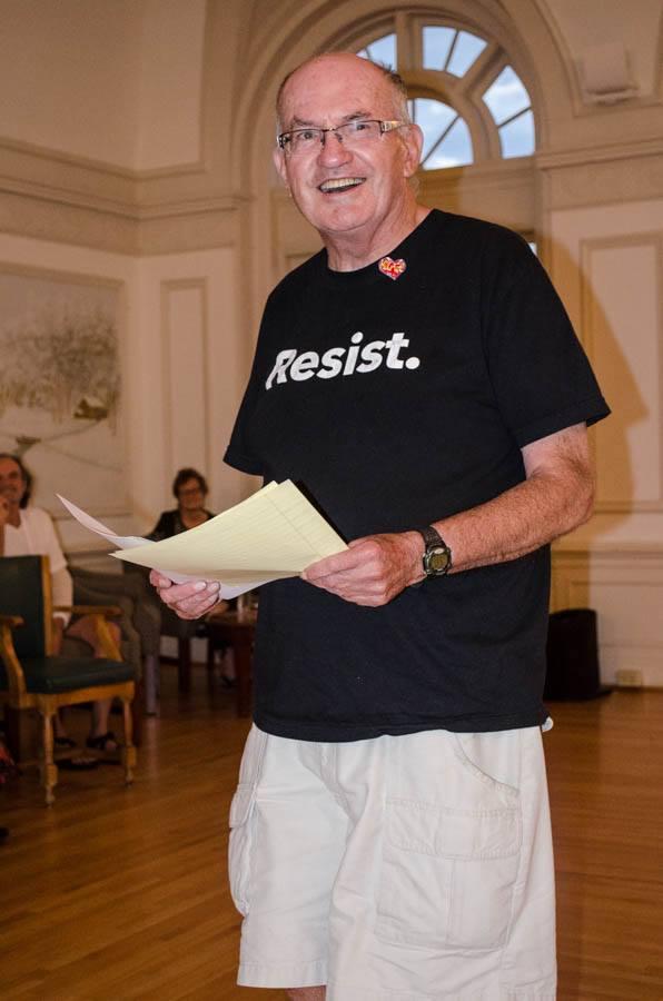 resist big smile