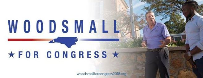 Woodsmall for congress